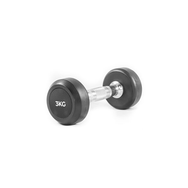 Round dumbbell 3kg by Renouf Fitness