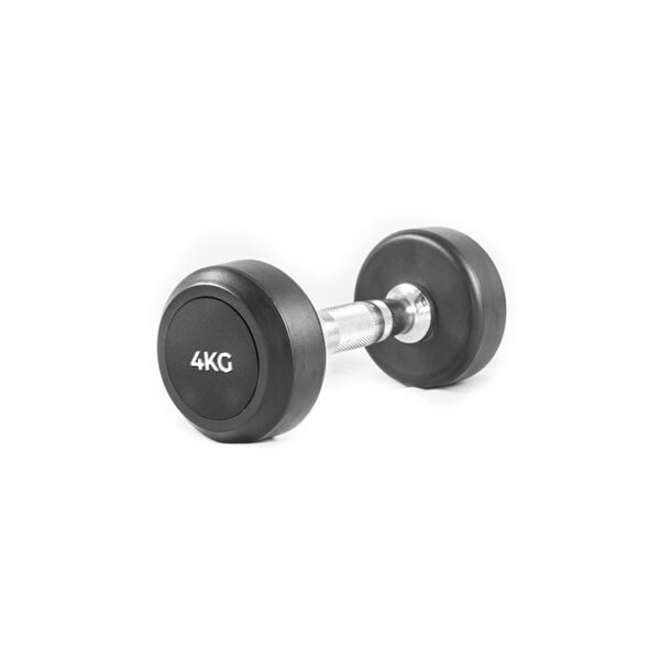 round Dumbbell 4kg by Renouf Fitness