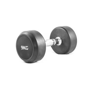 Round Dumbbell 9kg by Renouf fitness