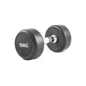 Round Dumbbell 10kg by Renouf fitness