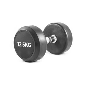 Round Dumbbells 12.5kg by Renouf Fitness