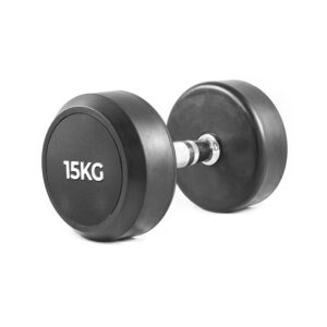 round Dumbbell 15kg by Renouf Fitness