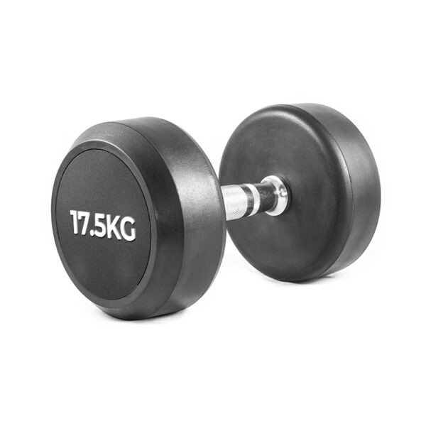 Round Dumbbell 17.5kg by Renouf Fitness
