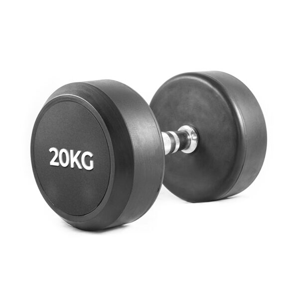 Round Dumbbells 20kg by Renouf Fitness