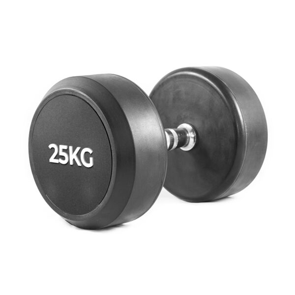 Round dumbbells 25kg by Renouf Fitness