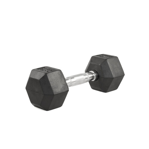 Hex Dumbbell 5kg (Single) BRUTEforce® by Renouf Fitness