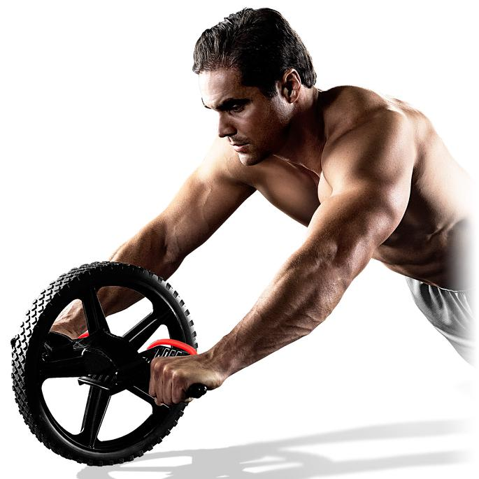 Power ab Wheel by Renouf Fitness