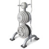 Weight Plate and Barbell Storage rack by BRUTEforce®