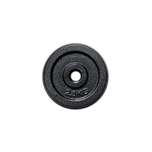 weight plate 2.5kg by Renouf Fitness