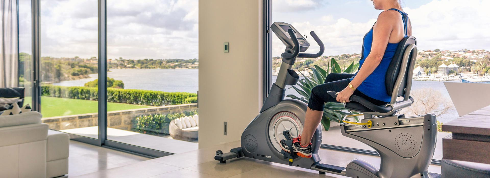 Exercise bikes for sale in perth online aust wide