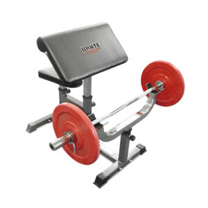 Preacher Curl Bench BRUTEforce by Renouf fitness
