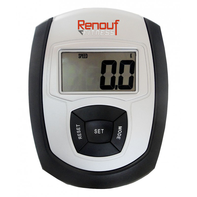 upright exercise bike monitor by Renouf fitness®