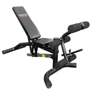 Weight bench leg extension by Renouf Fitness®