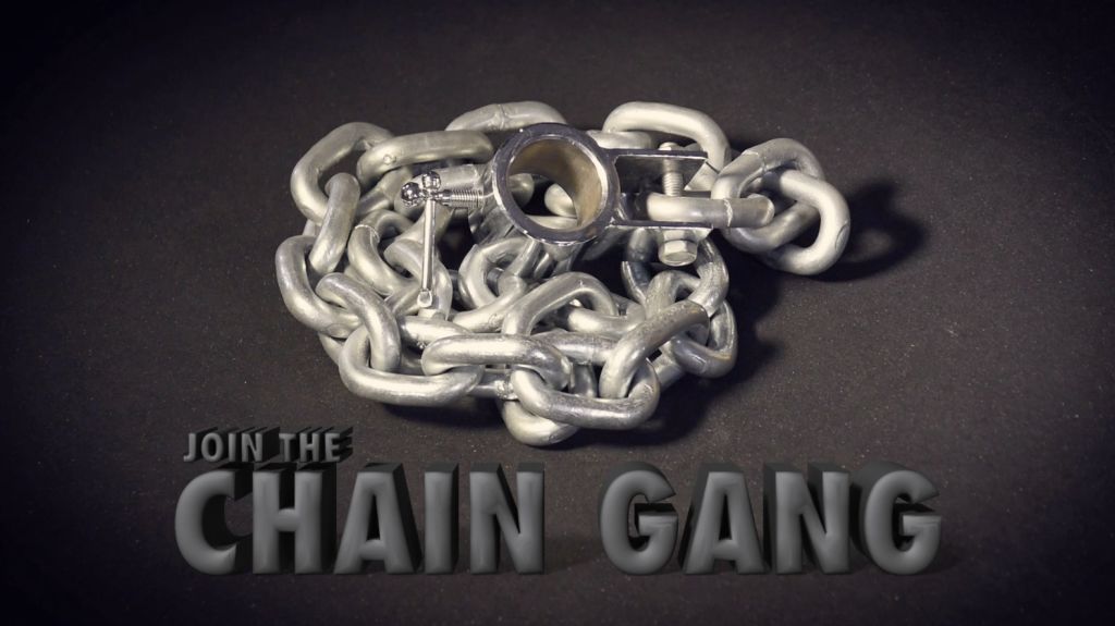 'Join the Chain Gang' by David Renouf