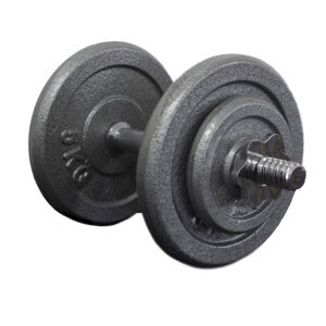Adjustable spin lock dumbbell by Renouf Fitness®