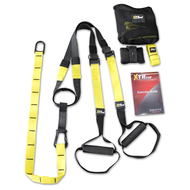 Suspension strap by Renouf Fitness®