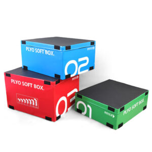 Heavy Duty Plyometric Box by Renouf Fitness®