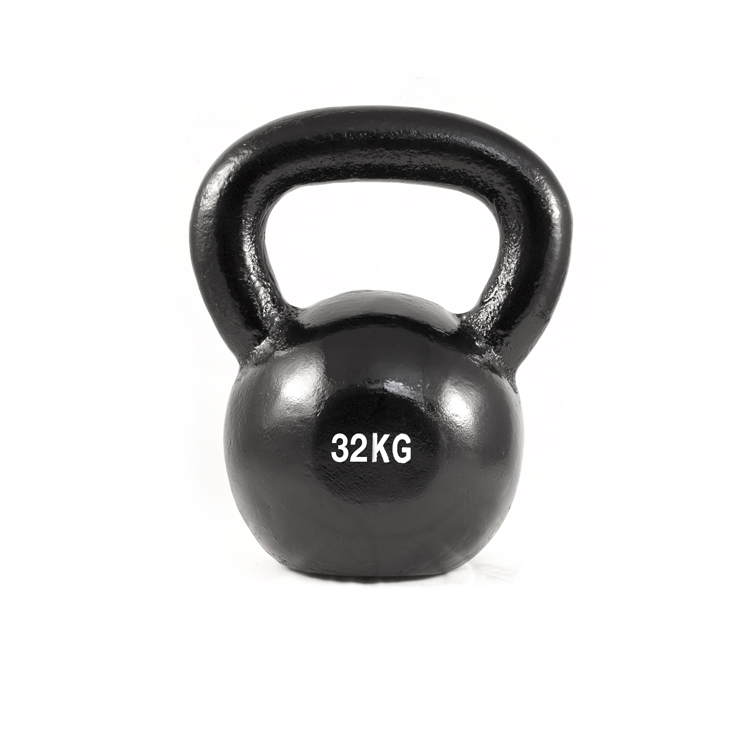 CAST IRON KETTLE BELL BY RENOUF FITNESS