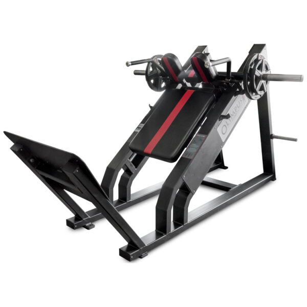 hack squat machine OLYMPUS by Renouf Fitness