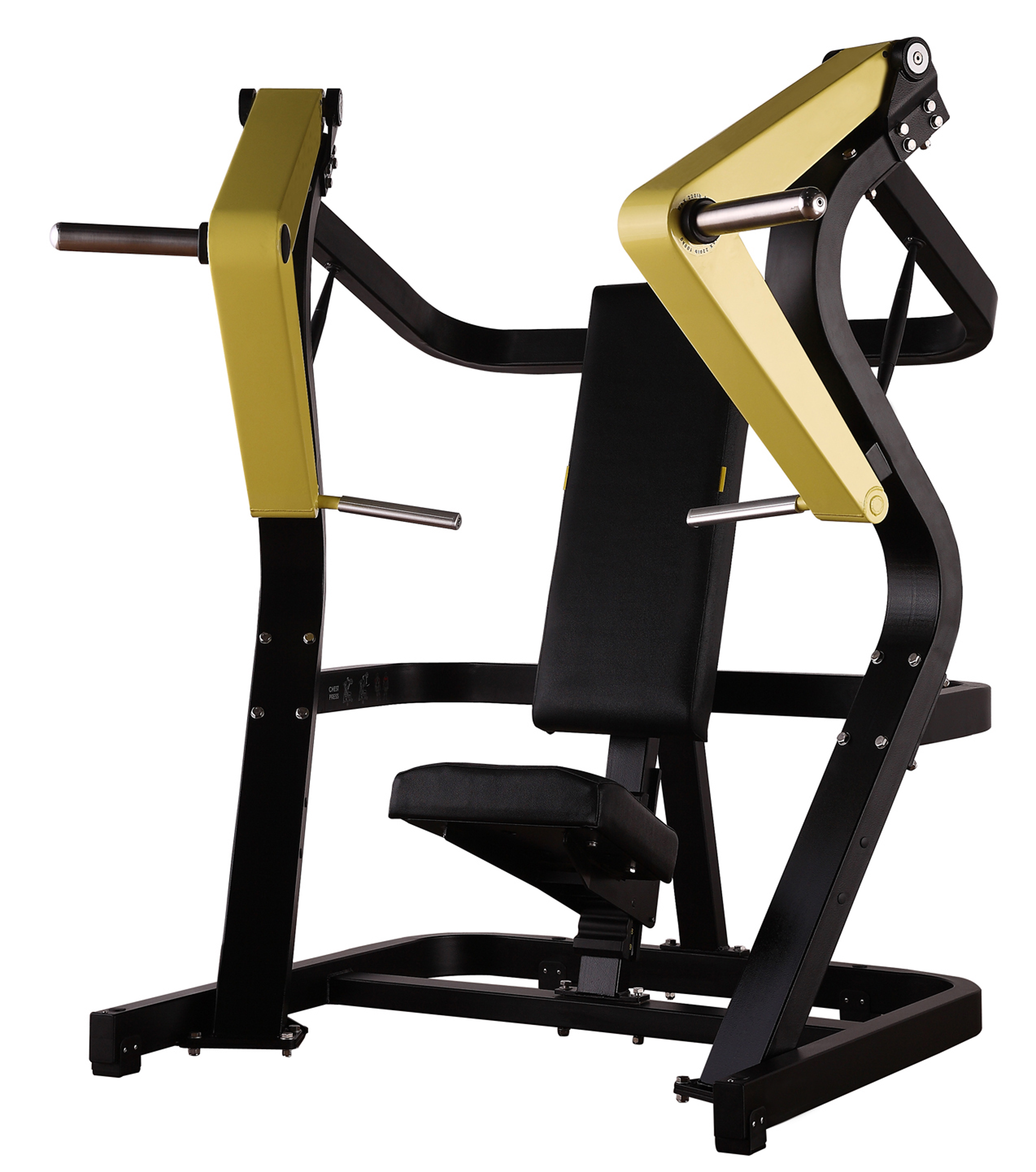 CHEST PRESS LEVERAGE OLYMPUS® by Renouf Fitness