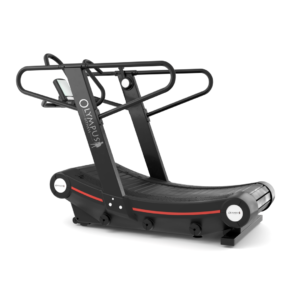Curved Deck Treadmills OLYMPUS® by Renouf Fitness