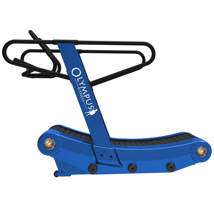Curved Deck Treadmill OLY023-B OLYMPUS® by Renouf Fitness