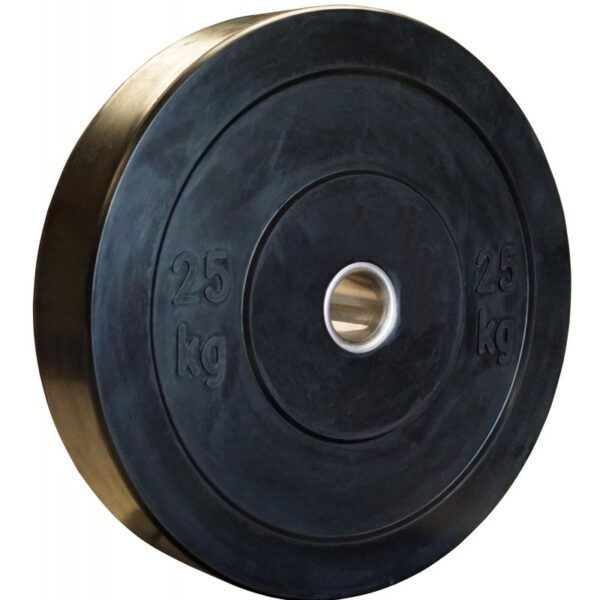 Bumper Rubber weight plates by Renouf Fitness