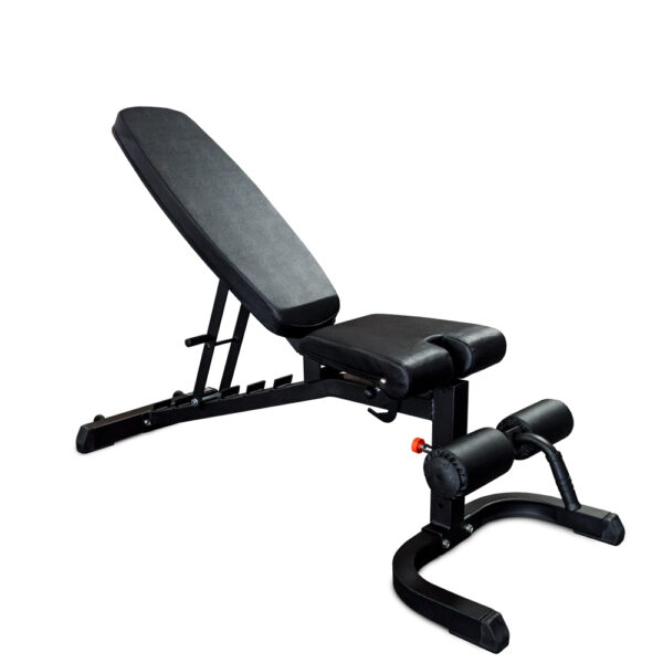 Adjustable gym bench BRUTEforce by Renouf Fitness