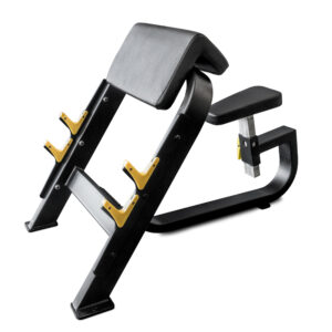 Preacher Curl Bench commercial by Renouf Fitness