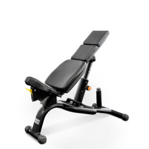 Adjustable bench FID commercial by Renouf Fitness