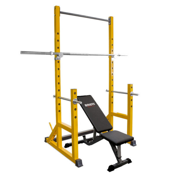 SQUAT RACK COMBINATION BY RENOUF FITNESS