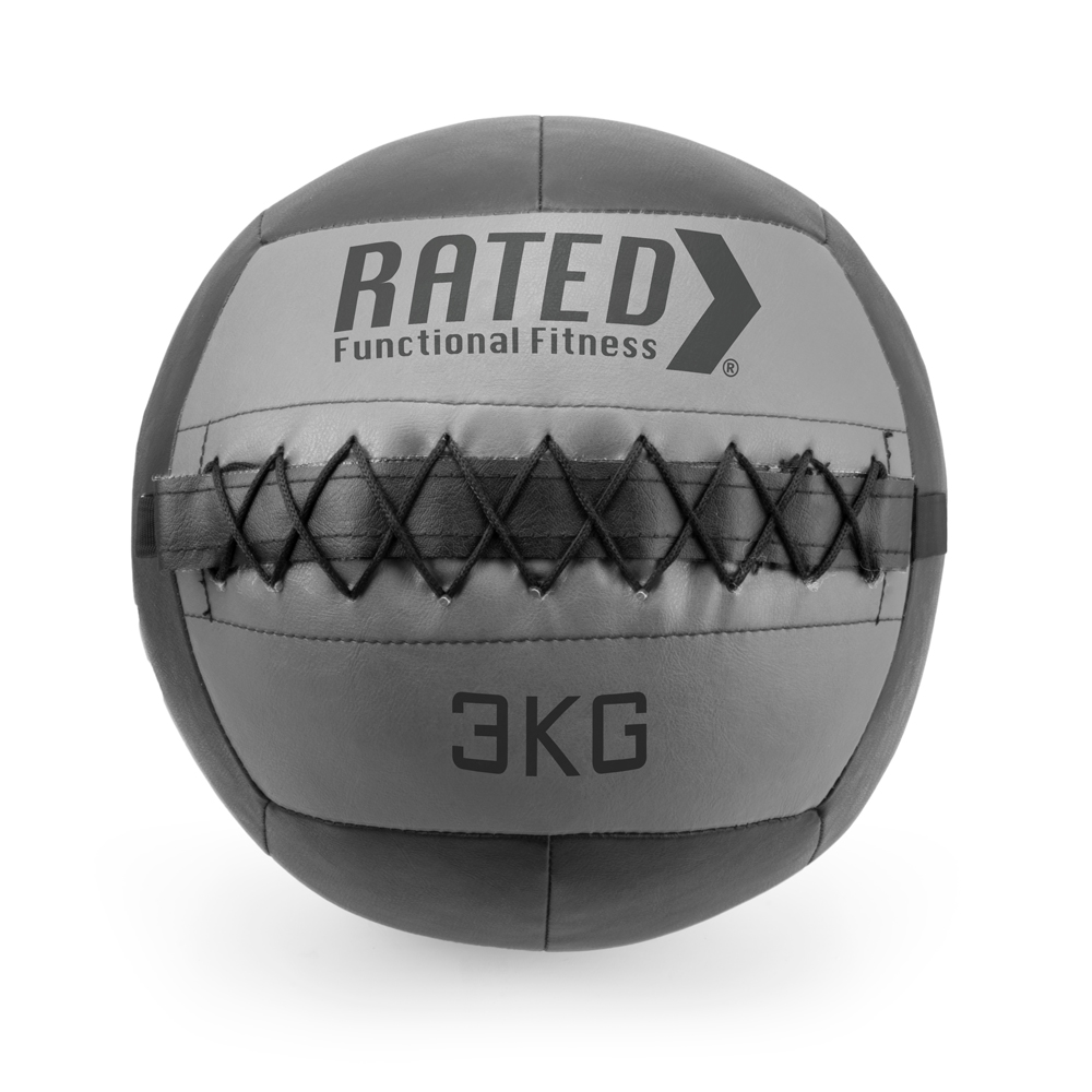 Wall ball 3kg by Renouf Fitness