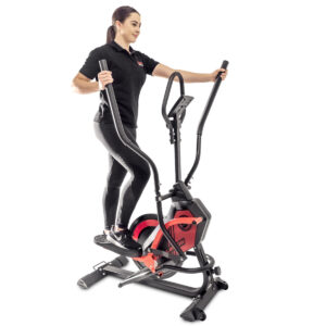 Elliptical Stepper Best BUTT machine by Renouf Fitness