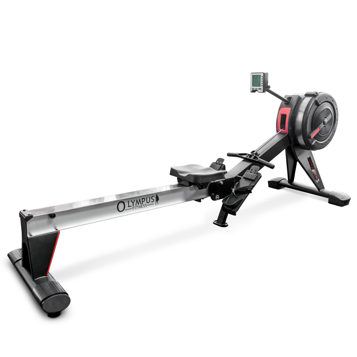 ROWING MACHINE CONQUEROR by Renouf Fitness