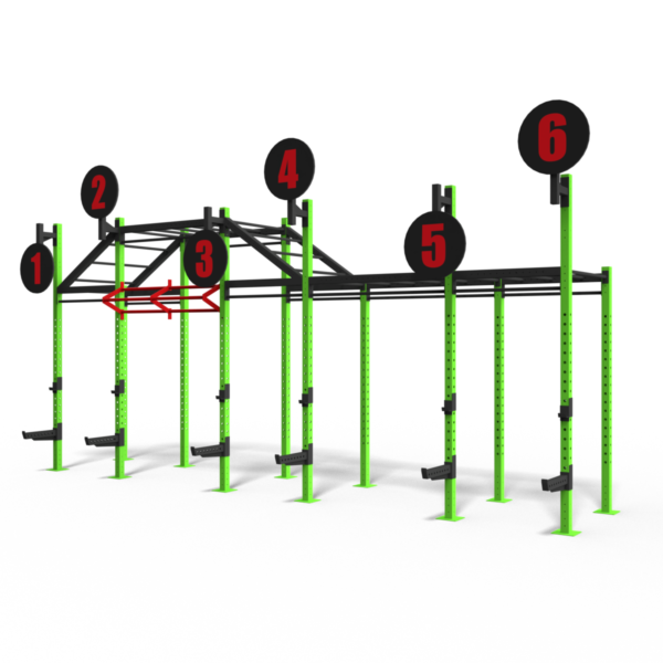 Crossfit Functional training Rack Rig by Renouf Fitness