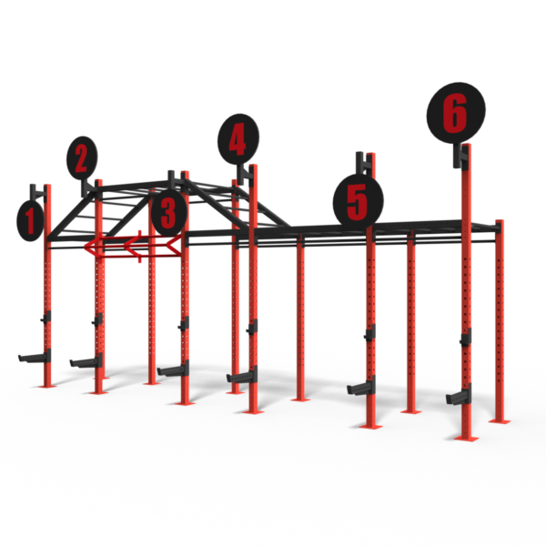 CrossFit racks functional fitness racks by Renouf Fitness