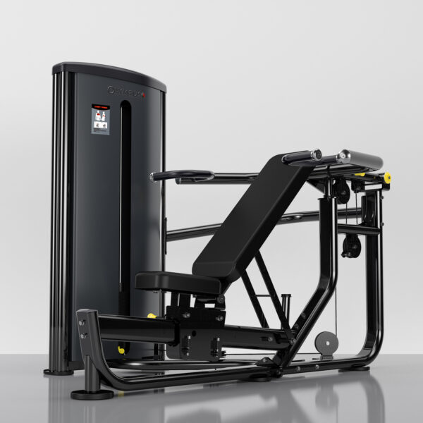 combination Dual action Multi press OLYMPUS by Renouf Fitness