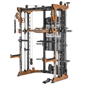 Functional trainer smith machine by Renouf Fitness