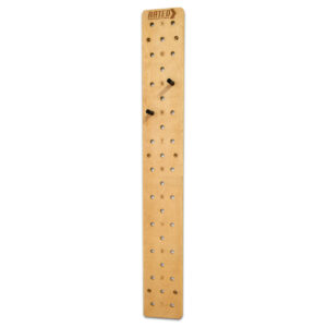 Climbing Peg Board by Renouf fitness