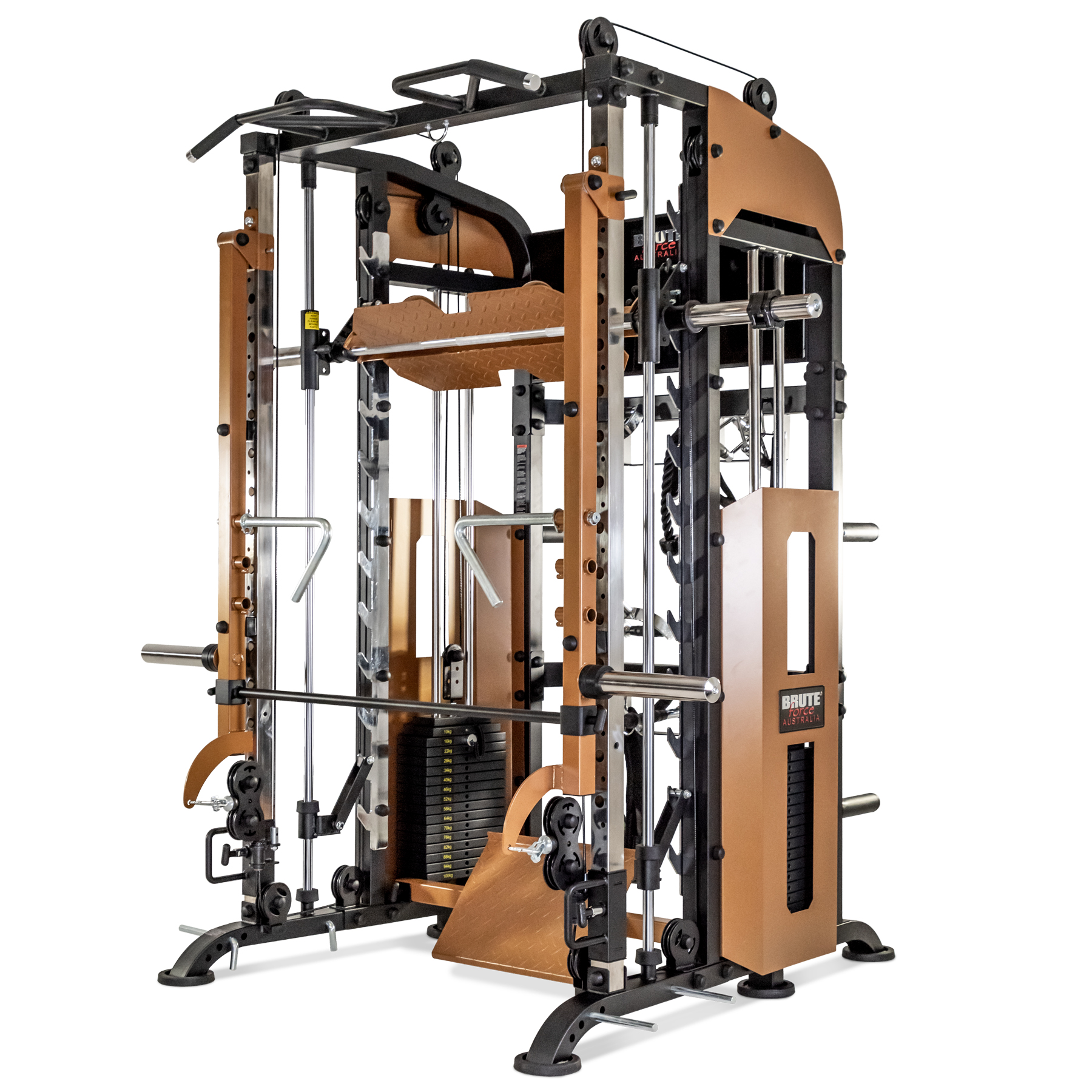 360PTX BRUTEforce Functional trainer by Renouf Fitness