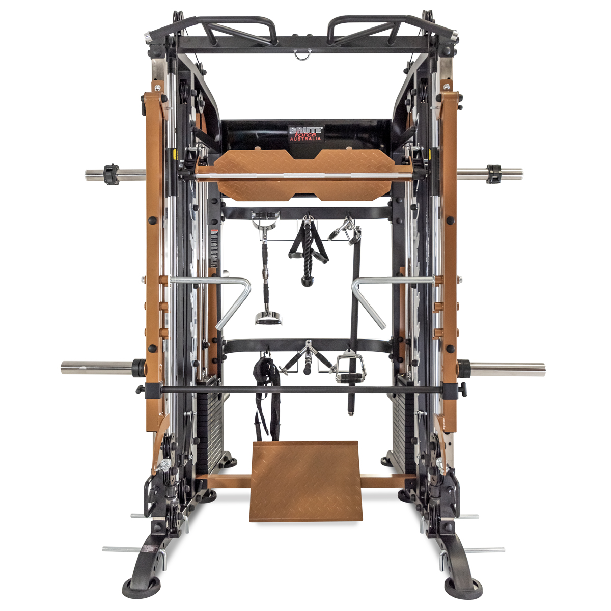 Functional trainer smith machine 360PTX BRUTEforce by Renouf Fitness