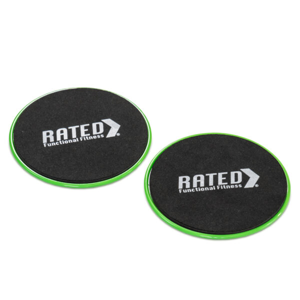 CORE SLIDERS BY RENOUF FITNESS