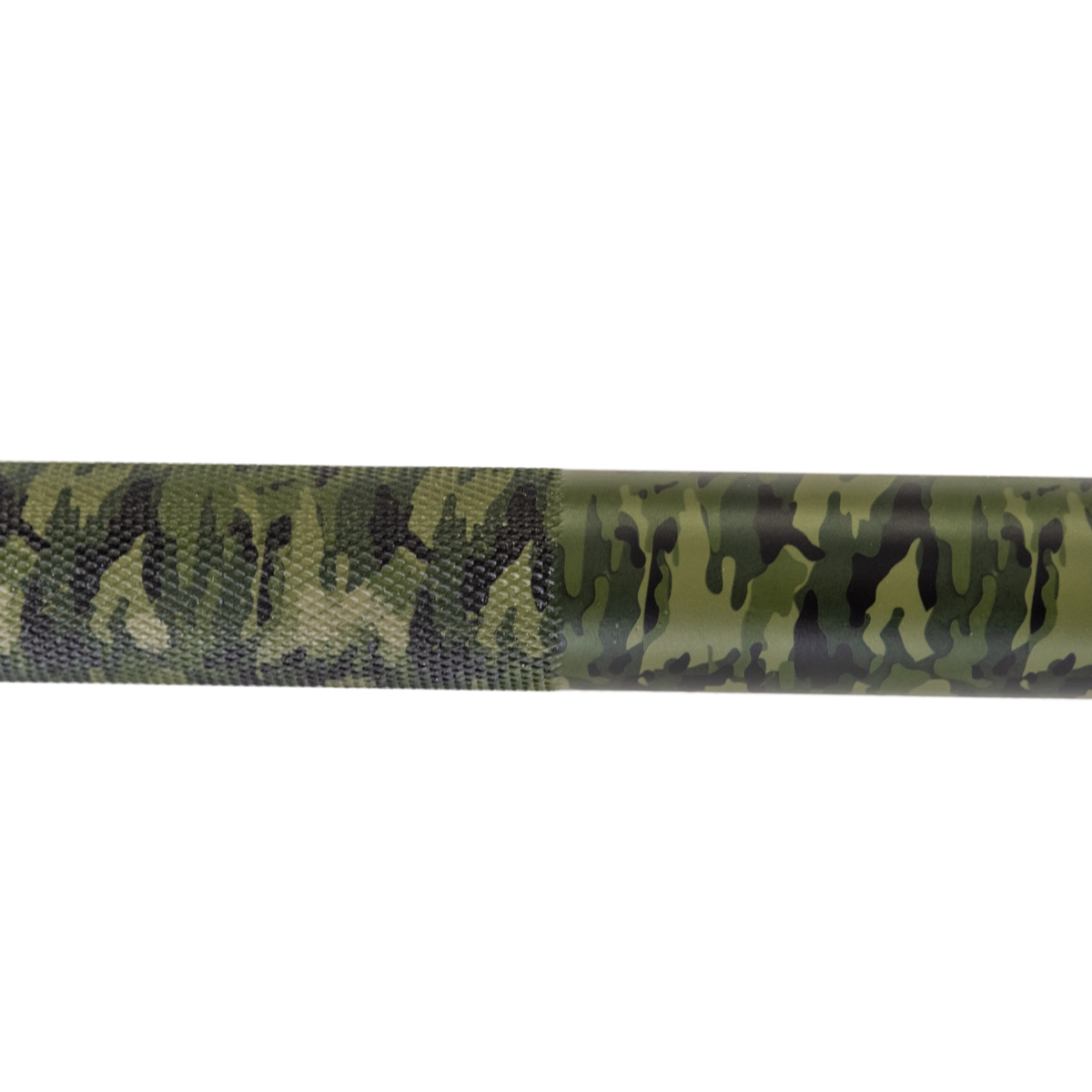 CAMOUFLAGE OLYMPIC BAR BY RENOUF FITNESS
