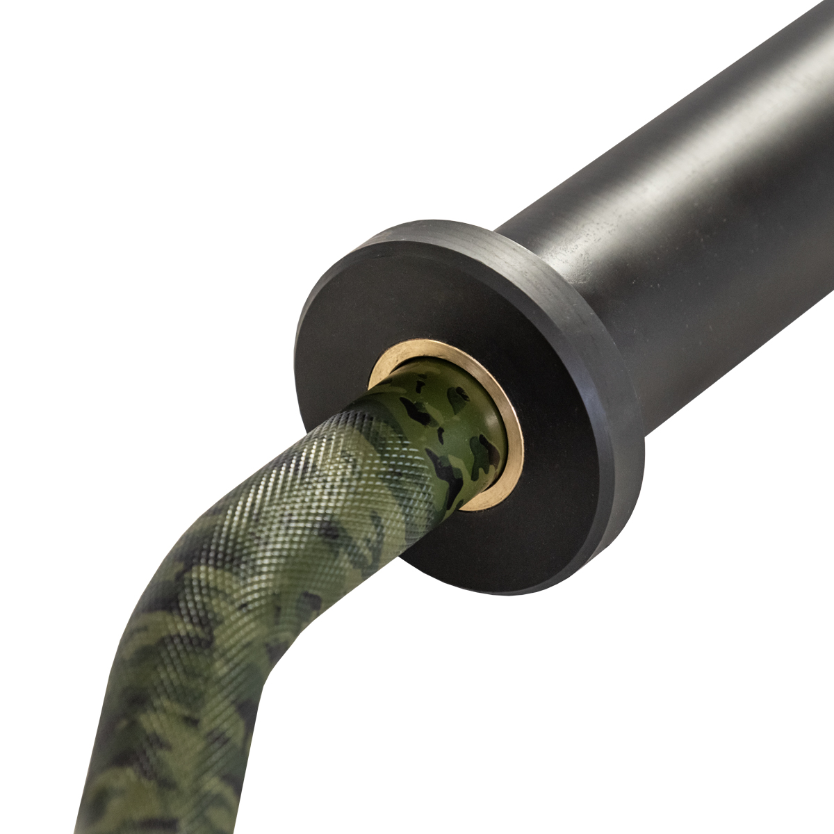 EASY CURL BAR CAMOUFLAGE DESIGN BY RENOUF FITNESS