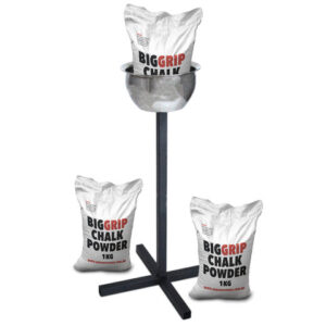 CHALK BOWL PLUS TREE BAGS CHALK BY Renouf Fitness