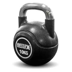 Kettlebells PU 10 kg by Renouf Fitness