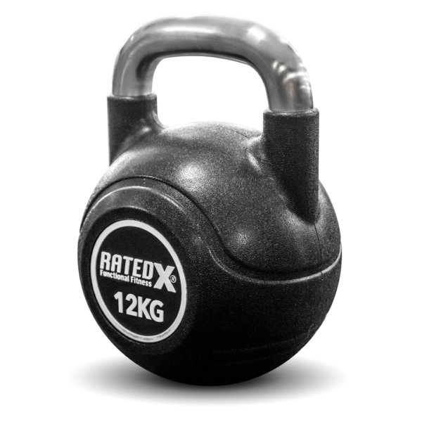 Kettlebells PU 12 kg by Renouf Fitness