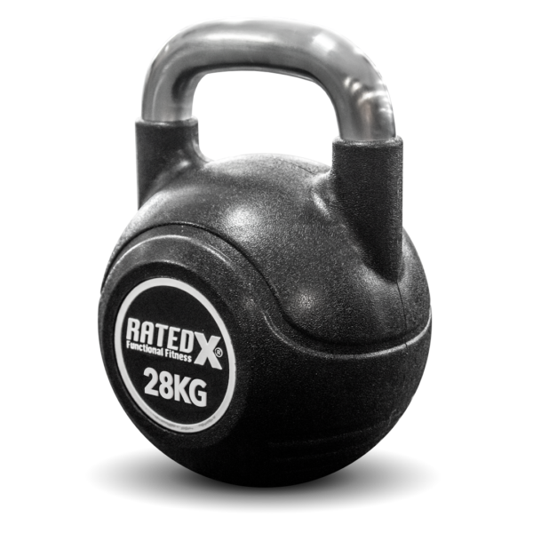 kettlebells PU PRO 28 kg by Renouf Fitness