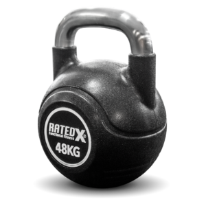 Kettlebell 48 kg PRO PU by Renouf Fitness