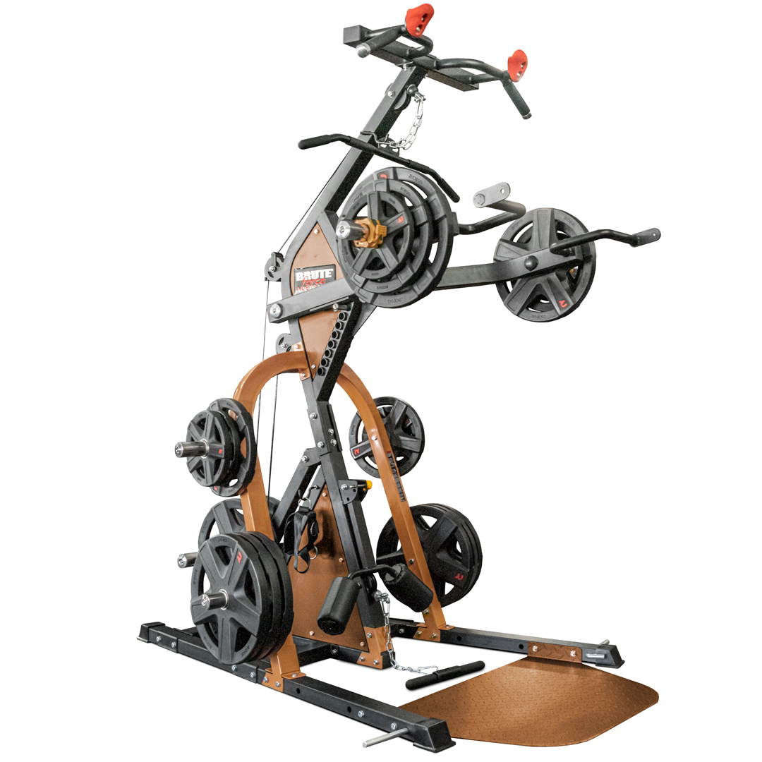 RAPT FUNCTIONAL TRAINER LEVER MACHINE by Renouf Fitness